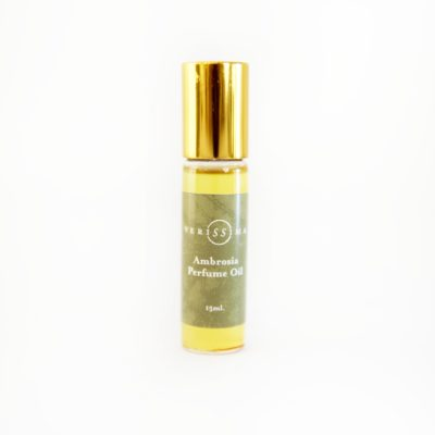 Natural perfume oils | Ambrosia | Verissima Natural Skincare | Australia