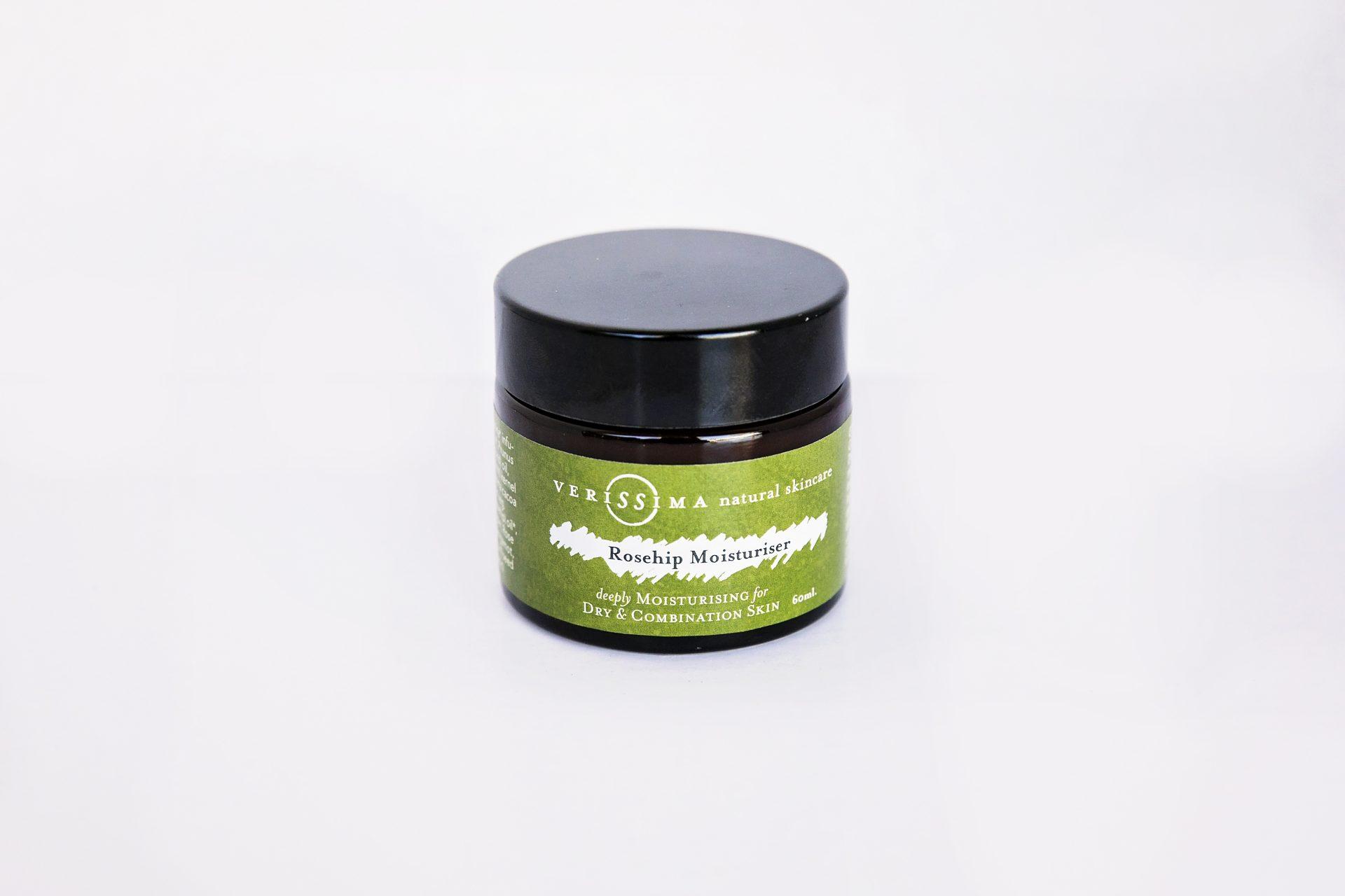 Rosehip Moisturiser | Verissima Natural Skincare | Australia