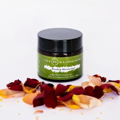 Rosehip Moisturiser | Verissima Natural Skincare | Perth | Australia