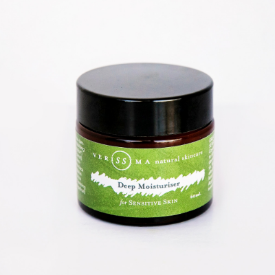 natural moisturiser for sensitive skin | Verissima Natural Skincare | Australia
