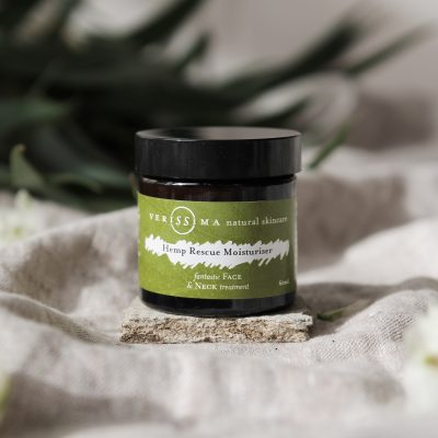 Hemp Rescue Moisturiser | Hemp Moisturiser | Verissima Natural Skin Care