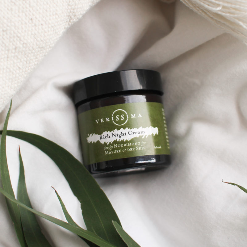 Rich Night Cream for Dry Skin | Verissima Natural Skin Care
