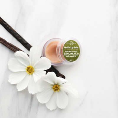 Beeswax lip balm | Vanilla lipbalm | Verissima Natural Skin Care