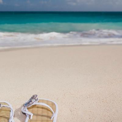 natural sunscreen | beach photo | Verissima Natural Skincare | Australia