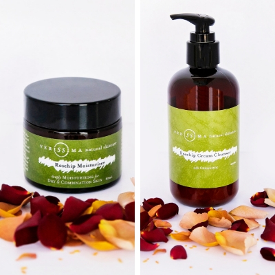 Rosehip Duo for Clean Skin | Verissima Natural Skincare | Perth | Australia