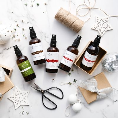 Refreshing Face Mists Christmas | Verissima Natural Skincare
